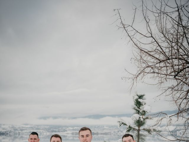 Connor and Janessa's wedding in Kelowna, British Columbia 62