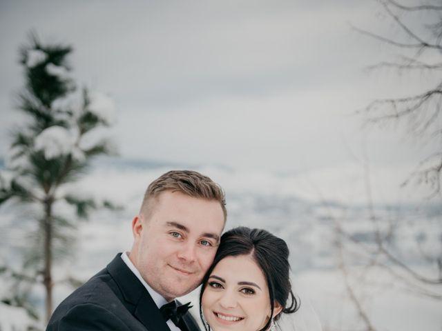 Connor and Janessa's wedding in Kelowna, British Columbia 64