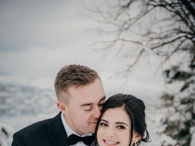 Connor and Janessa's wedding in Kelowna, British Columbia 66