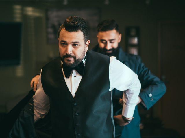Navid and Kazmeen's wedding in Langley, British Columbia 6