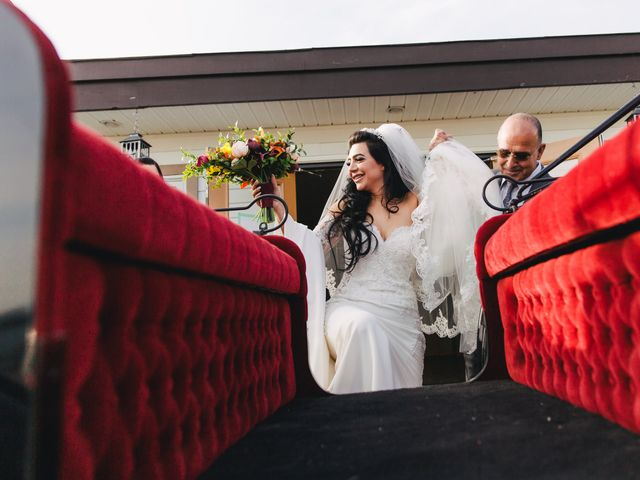 Navid and Kazmeen's wedding in Langley, British Columbia 9