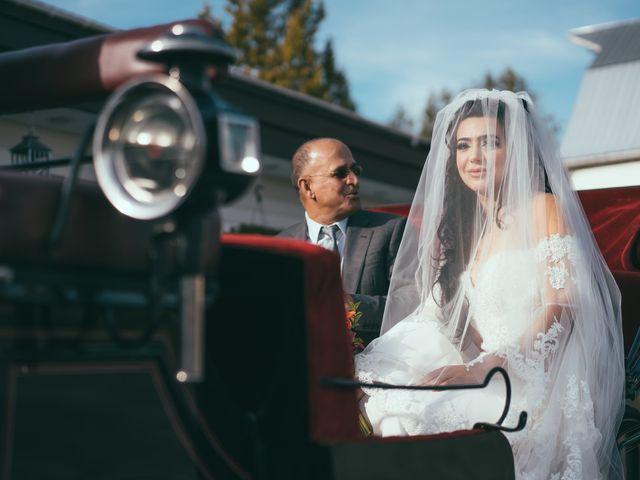 Navid and Kazmeen's wedding in Langley, British Columbia 10
