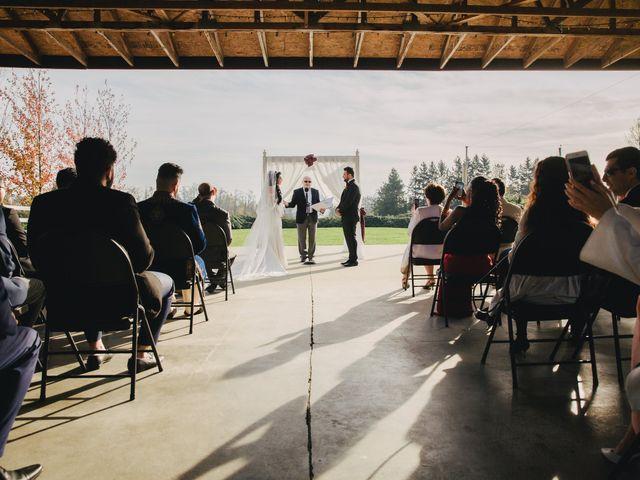 Navid and Kazmeen's wedding in Langley, British Columbia 13