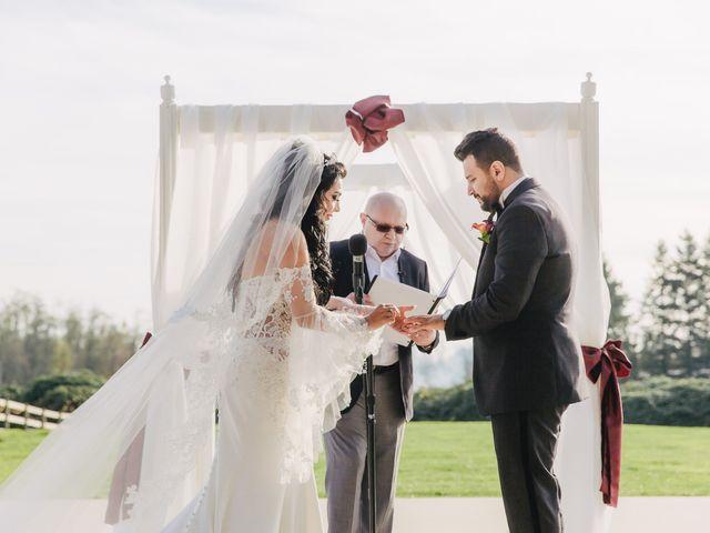 Navid and Kazmeen's wedding in Langley, British Columbia 14