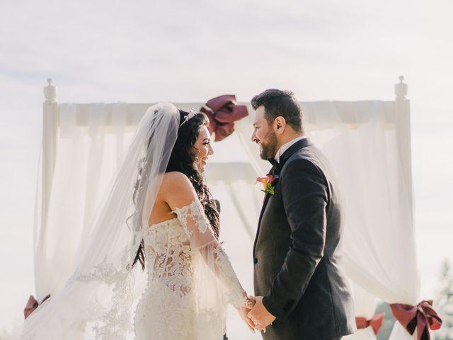 Navid and Kazmeen's wedding in Langley, British Columbia 15