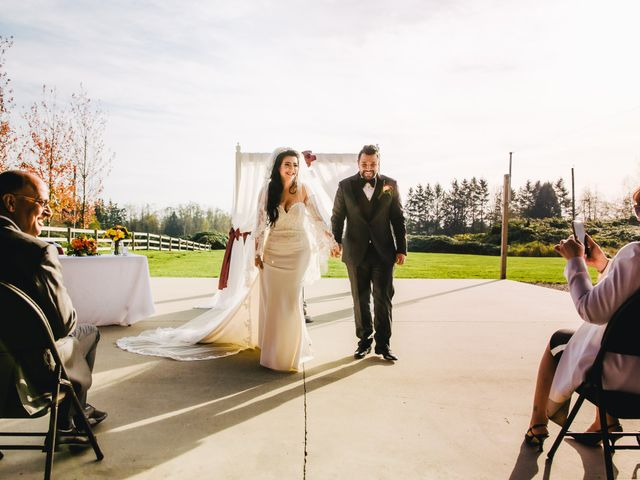 Navid and Kazmeen's wedding in Langley, British Columbia 16