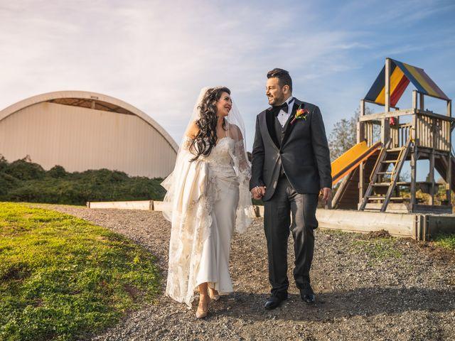 Navid and Kazmeen's wedding in Langley, British Columbia 19
