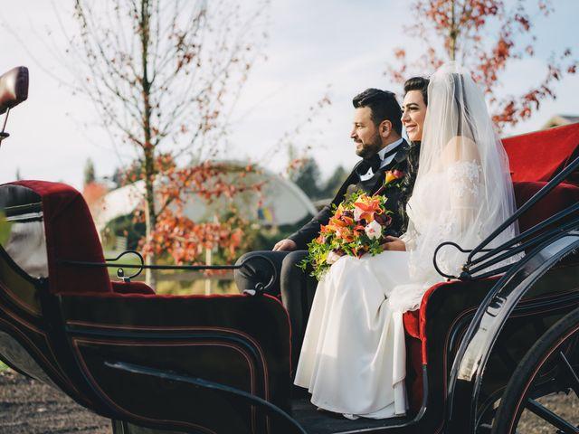 Navid and Kazmeen's wedding in Langley, British Columbia 20
