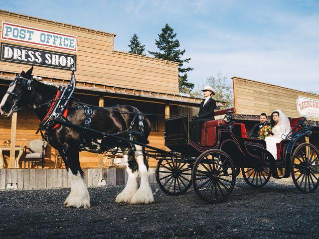 Navid and Kazmeen's wedding in Langley, British Columbia 21