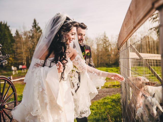 Navid and Kazmeen's wedding in Langley, British Columbia 23