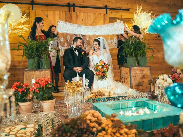 Navid and Kazmeen's wedding in Langley, British Columbia 1