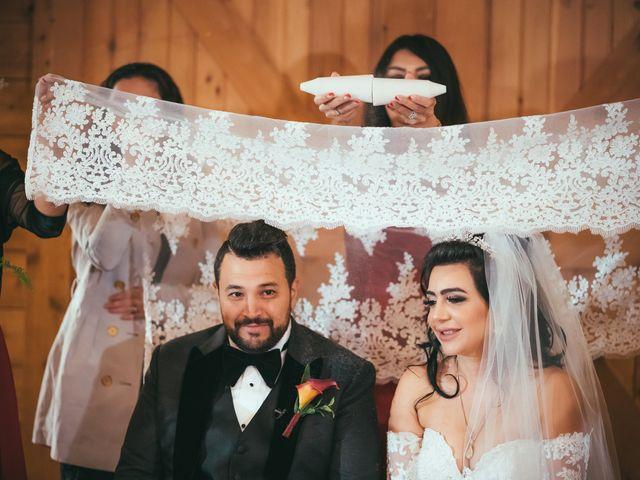 Navid and Kazmeen's wedding in Langley, British Columbia 26