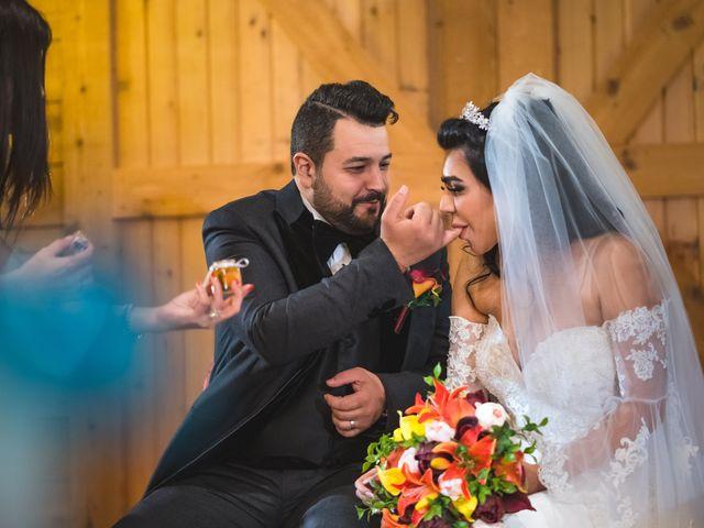 Navid and Kazmeen's wedding in Langley, British Columbia 28