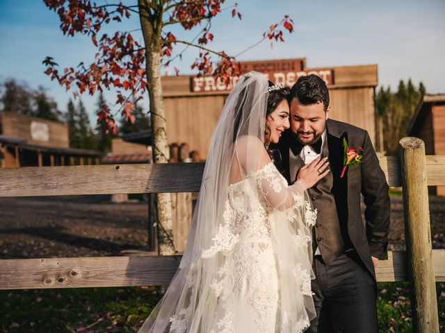 Navid and Kazmeen's wedding in Langley, British Columbia 29