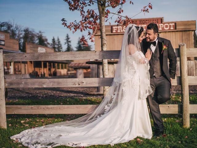 Navid and Kazmeen's wedding in Langley, British Columbia 30