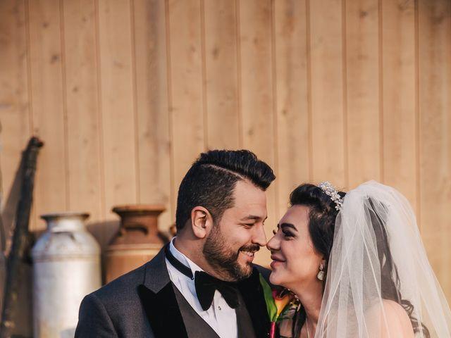 Navid and Kazmeen's wedding in Langley, British Columbia 31