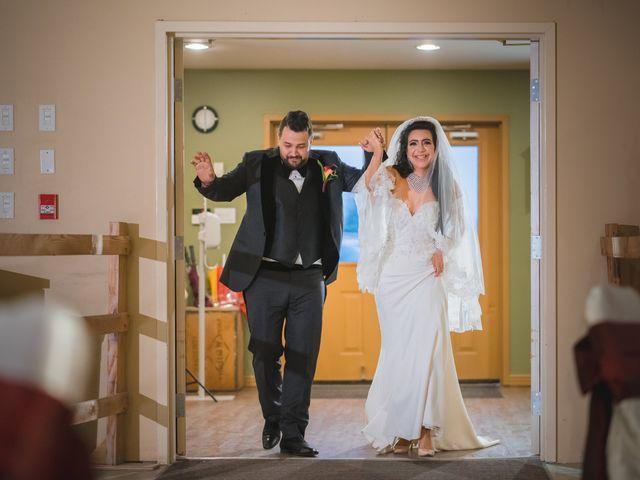 Navid and Kazmeen's wedding in Langley, British Columbia 34