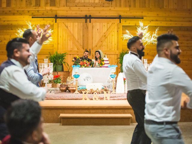 Navid and Kazmeen's wedding in Langley, British Columbia 35