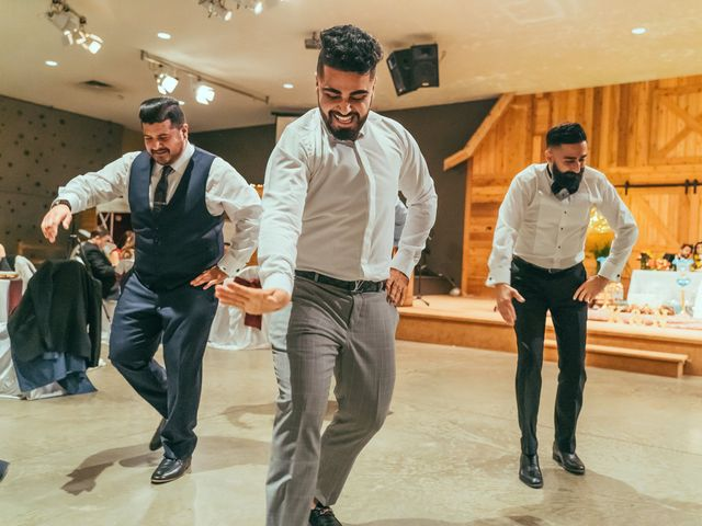 Navid and Kazmeen's wedding in Langley, British Columbia 36