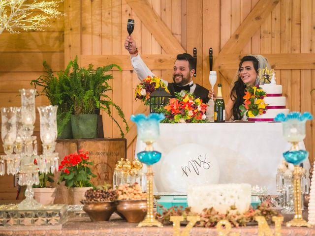 Navid and Kazmeen's wedding in Langley, British Columbia 40