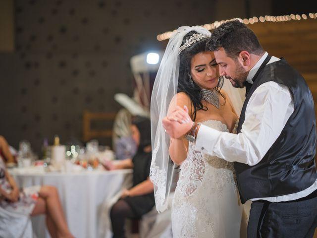 Navid and Kazmeen's wedding in Langley, British Columbia 44