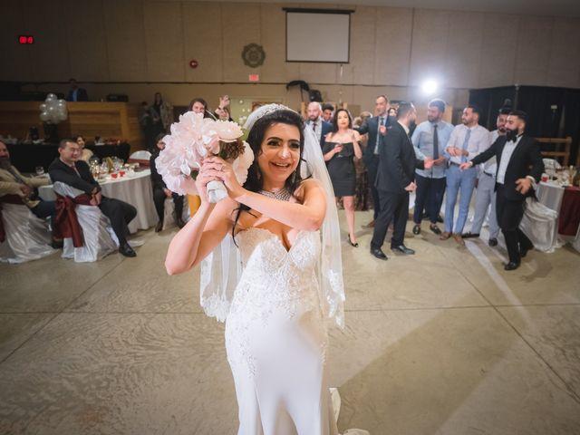 Navid and Kazmeen's wedding in Langley, British Columbia 45
