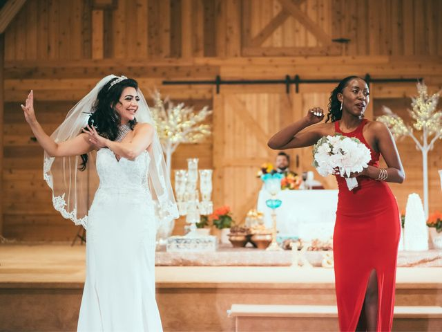 Navid and Kazmeen's wedding in Langley, British Columbia 46