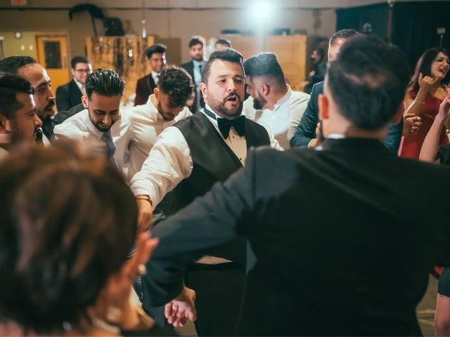 Navid and Kazmeen's wedding in Langley, British Columbia 47