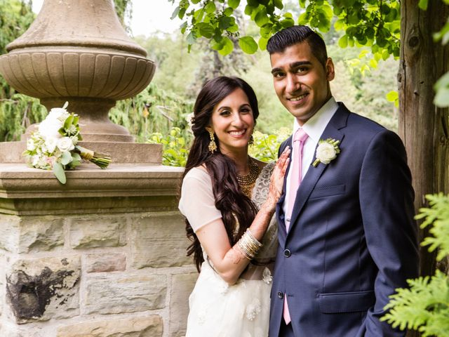 The wedding of Alisha and Maisum