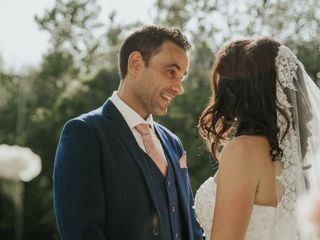 The wedding of Amel and Kostas