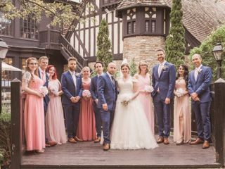 The wedding of Daniel and Alex