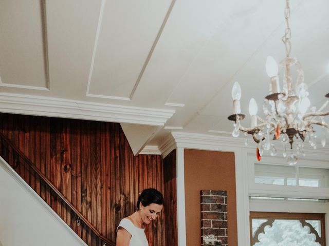Joe and Ashley's wedding in Saint-Charles-sur-Richelieu, Quebec 3
