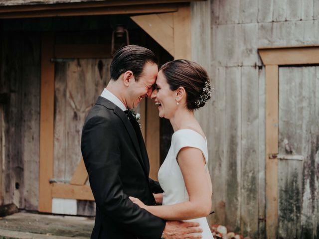 Joe and Ashley's wedding in Saint-Charles-sur-Richelieu, Quebec 9