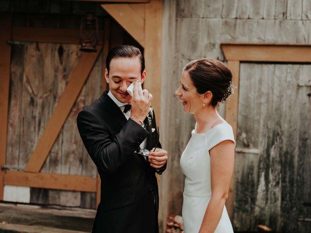 Joe and Ashley's wedding in Saint-Charles-sur-Richelieu, Quebec 10