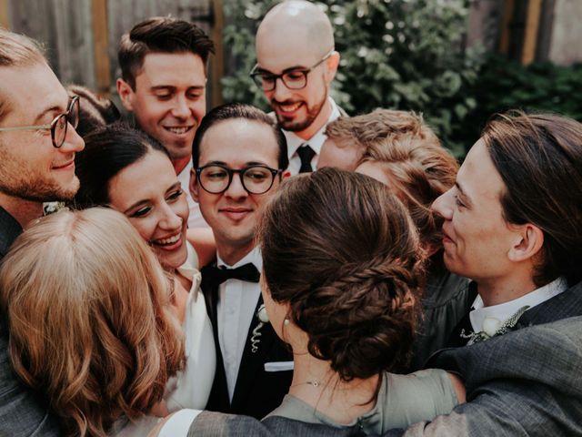 Joe and Ashley's wedding in Saint-Charles-sur-Richelieu, Quebec 12