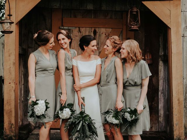 Joe and Ashley's wedding in Saint-Charles-sur-Richelieu, Quebec 13