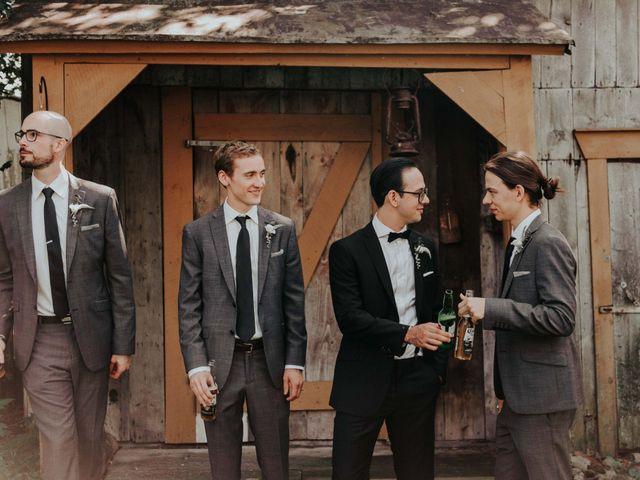 Joe and Ashley's wedding in Saint-Charles-sur-Richelieu, Quebec 15