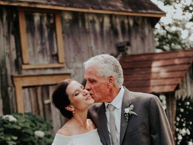 Joe and Ashley's wedding in Saint-Charles-sur-Richelieu, Quebec 18