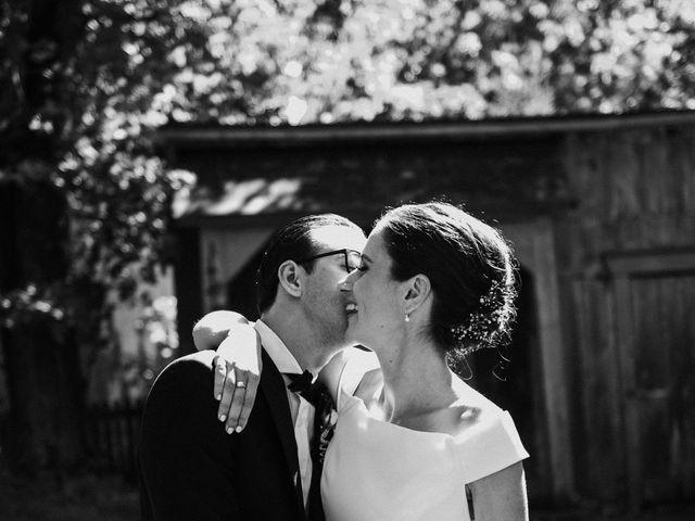 Joe and Ashley's wedding in Saint-Charles-sur-Richelieu, Quebec 21