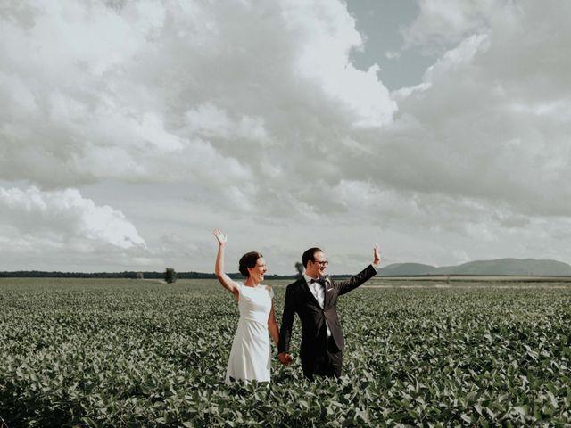 Joe and Ashley's wedding in Saint-Charles-sur-Richelieu, Quebec 26