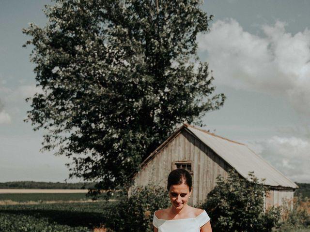 Joe and Ashley's wedding in Saint-Charles-sur-Richelieu, Quebec 27