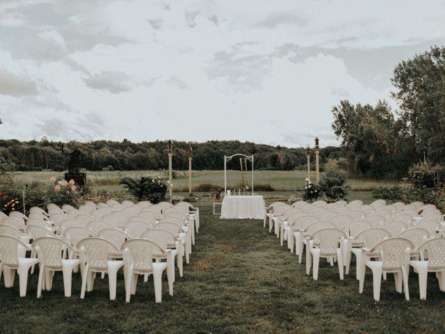 Joe and Ashley's wedding in Saint-Charles-sur-Richelieu, Quebec 29