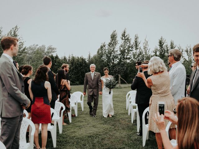 Joe and Ashley's wedding in Saint-Charles-sur-Richelieu, Quebec 35
