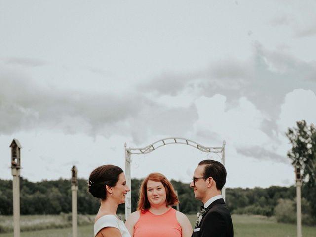 Joe and Ashley's wedding in Saint-Charles-sur-Richelieu, Quebec 37