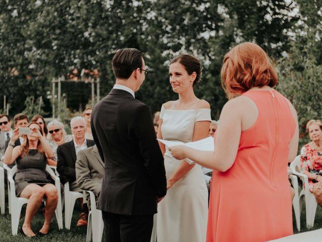 Joe and Ashley's wedding in Saint-Charles-sur-Richelieu, Quebec 39