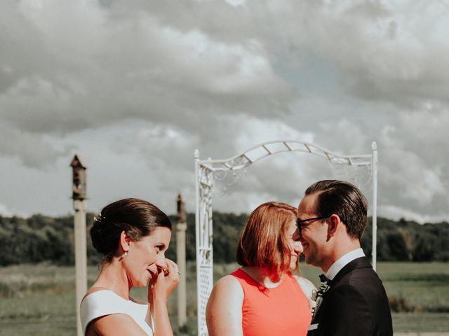 Joe and Ashley's wedding in Saint-Charles-sur-Richelieu, Quebec 44