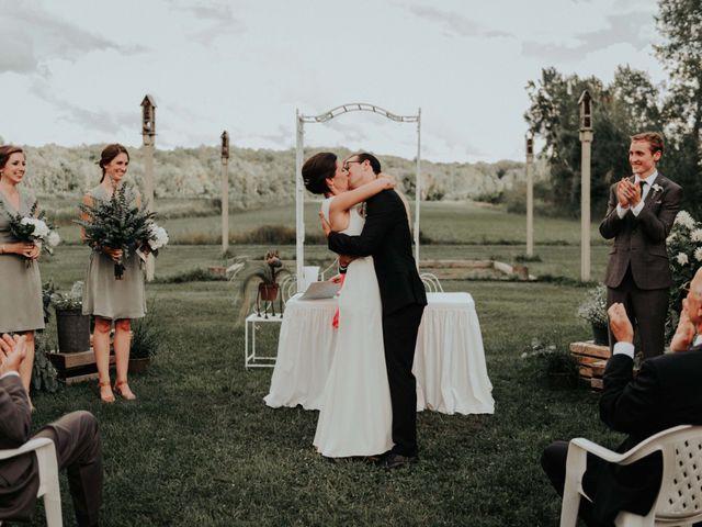 Joe and Ashley's wedding in Saint-Charles-sur-Richelieu, Quebec 46