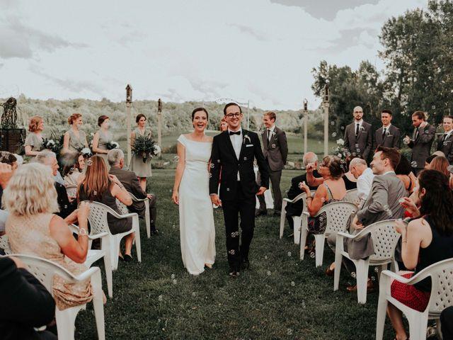 Joe and Ashley's wedding in Saint-Charles-sur-Richelieu, Quebec 48
