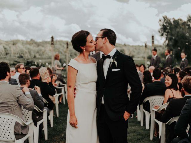 Joe and Ashley's wedding in Saint-Charles-sur-Richelieu, Quebec 49