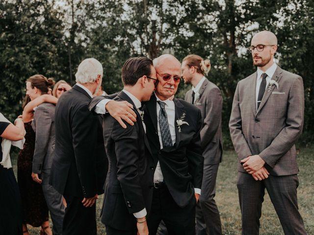 Joe and Ashley's wedding in Saint-Charles-sur-Richelieu, Quebec 54